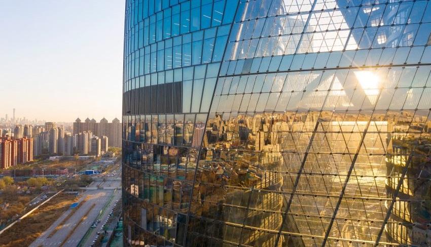 Leeza Soho, Bangunan dengan Atrium Tertinggi di Dunia