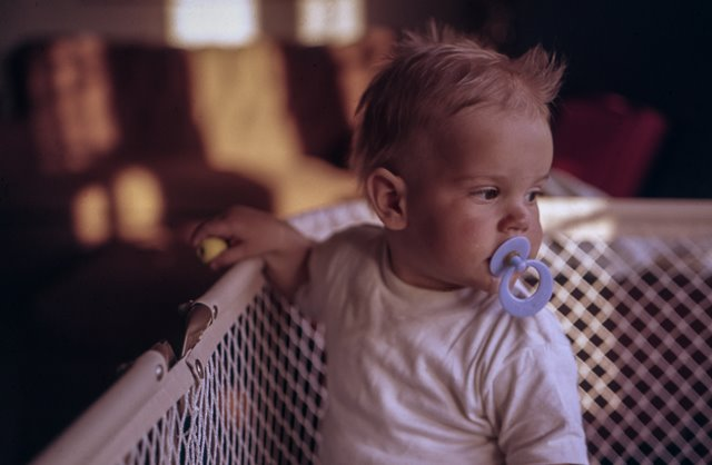 Tanda Dot Bayi Mesti Diganti