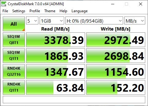 Lexar NM620 1TB, Performa Mumpuni Kapasitas Besar
