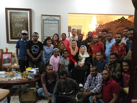 Pemerintah Diminta Membentuk Dewan Rakyat Papua