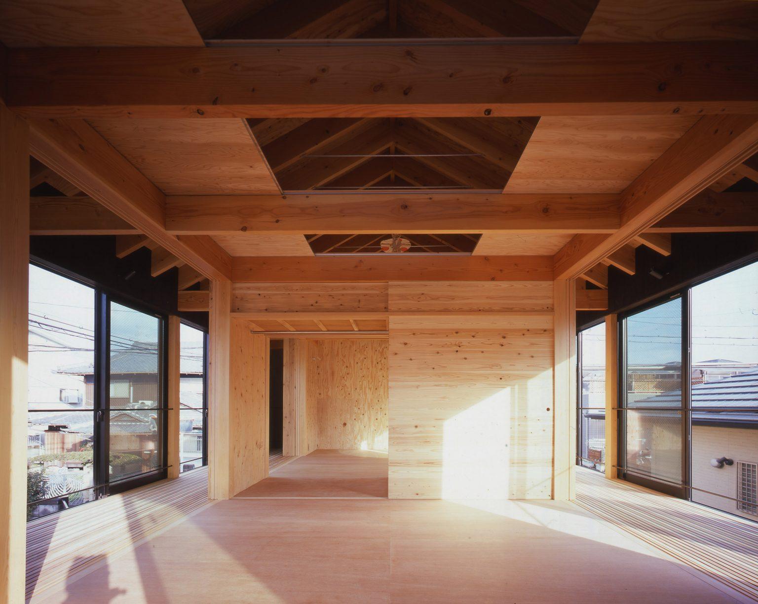 Desain Rumah di Jepang Punya 'Makam' Menyerupai Telur