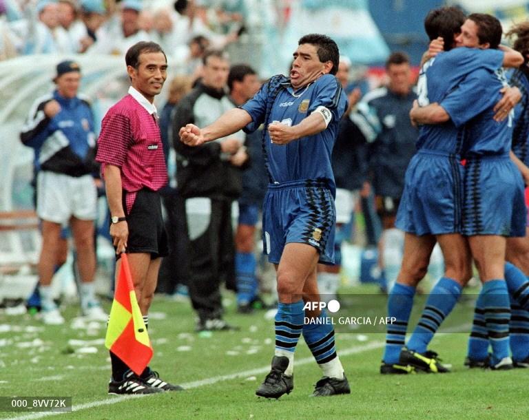 Maradona dan Piala Dunia