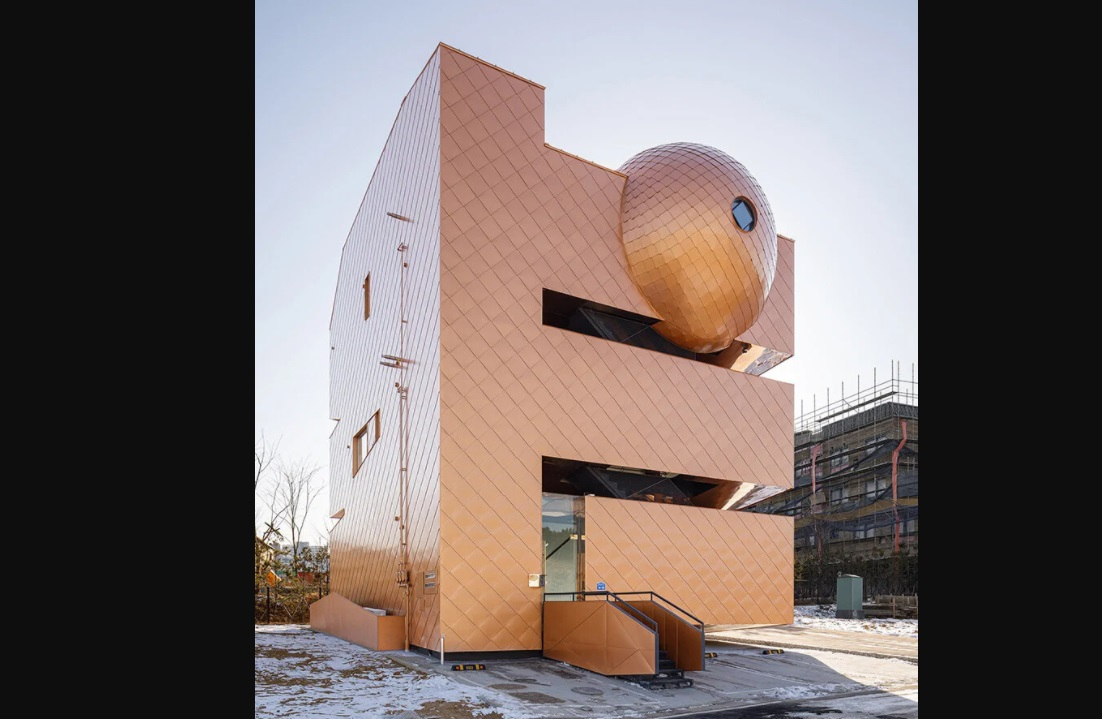 Rumah Mars di Korea Selatan