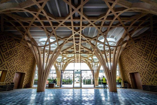 Masjid Ramah Lingkungan Pertama di Eropa