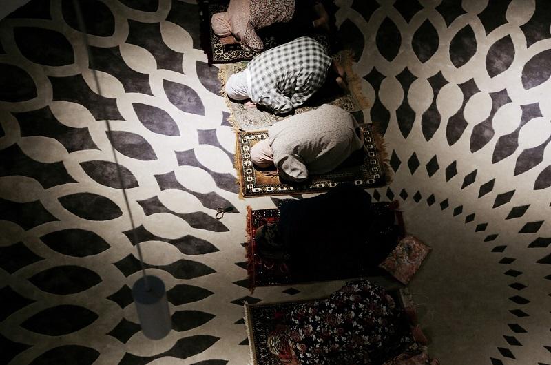 <i>Light of</i> Allah, Masjid di Tiongkok yang Terinspirasi Ayat Al-Quran