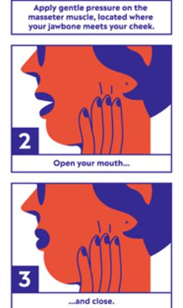 Atasi Sakit Kepala karena Otot Rahang