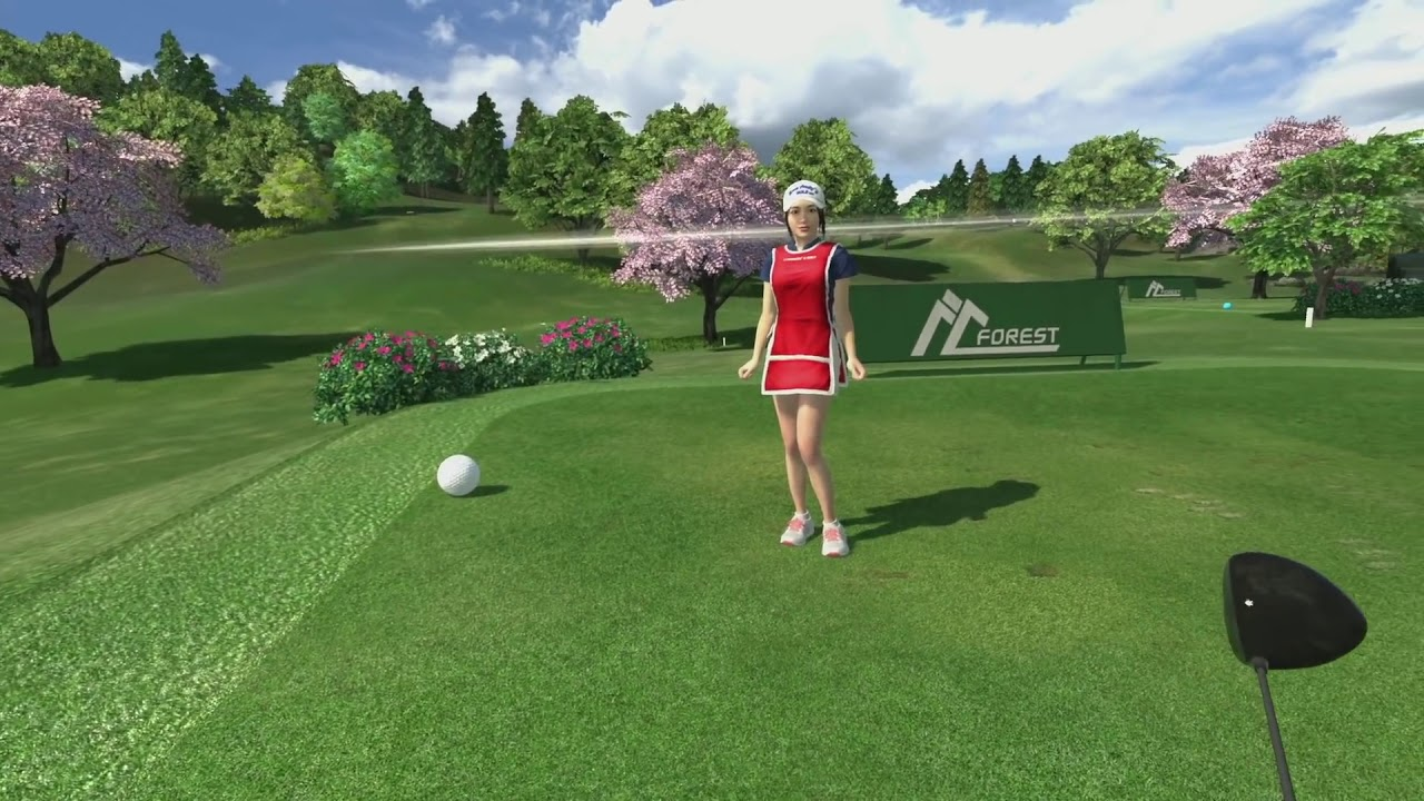 PlayStation Bawa Pengalaman Bermain Golf ke Virtual Reality