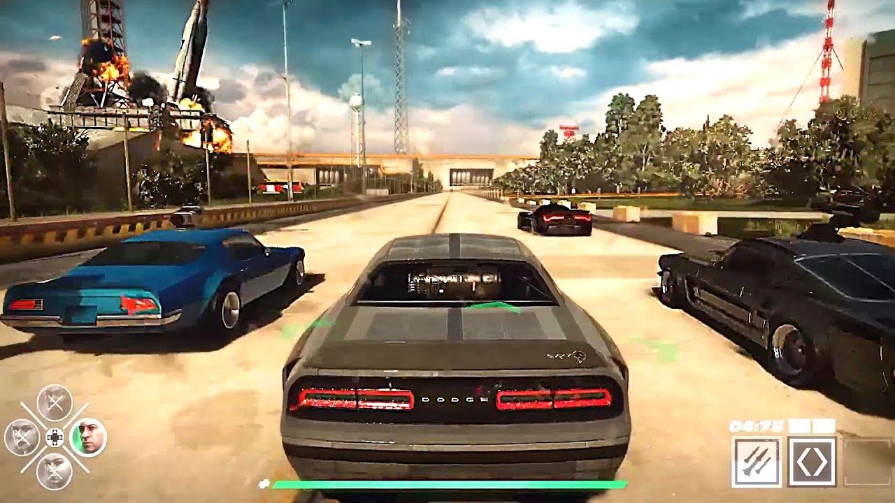 Penampakan Perdana Game Fast & Furious Crossroads