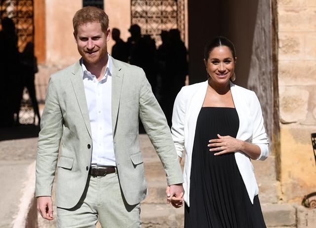 The Royal Baby: Mengetahui Seberapa Jauh Kehamilan Meghan Markle