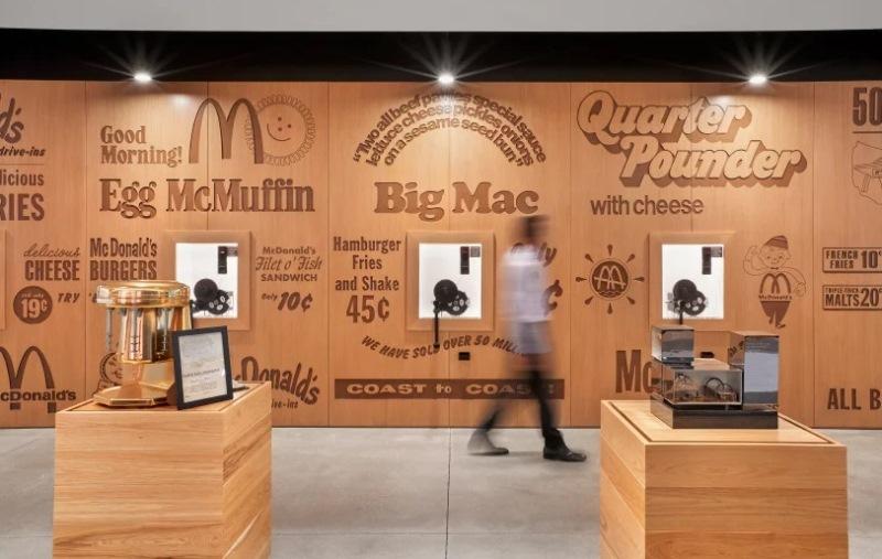 Tengok Markas Baru McDonald's di Chicago