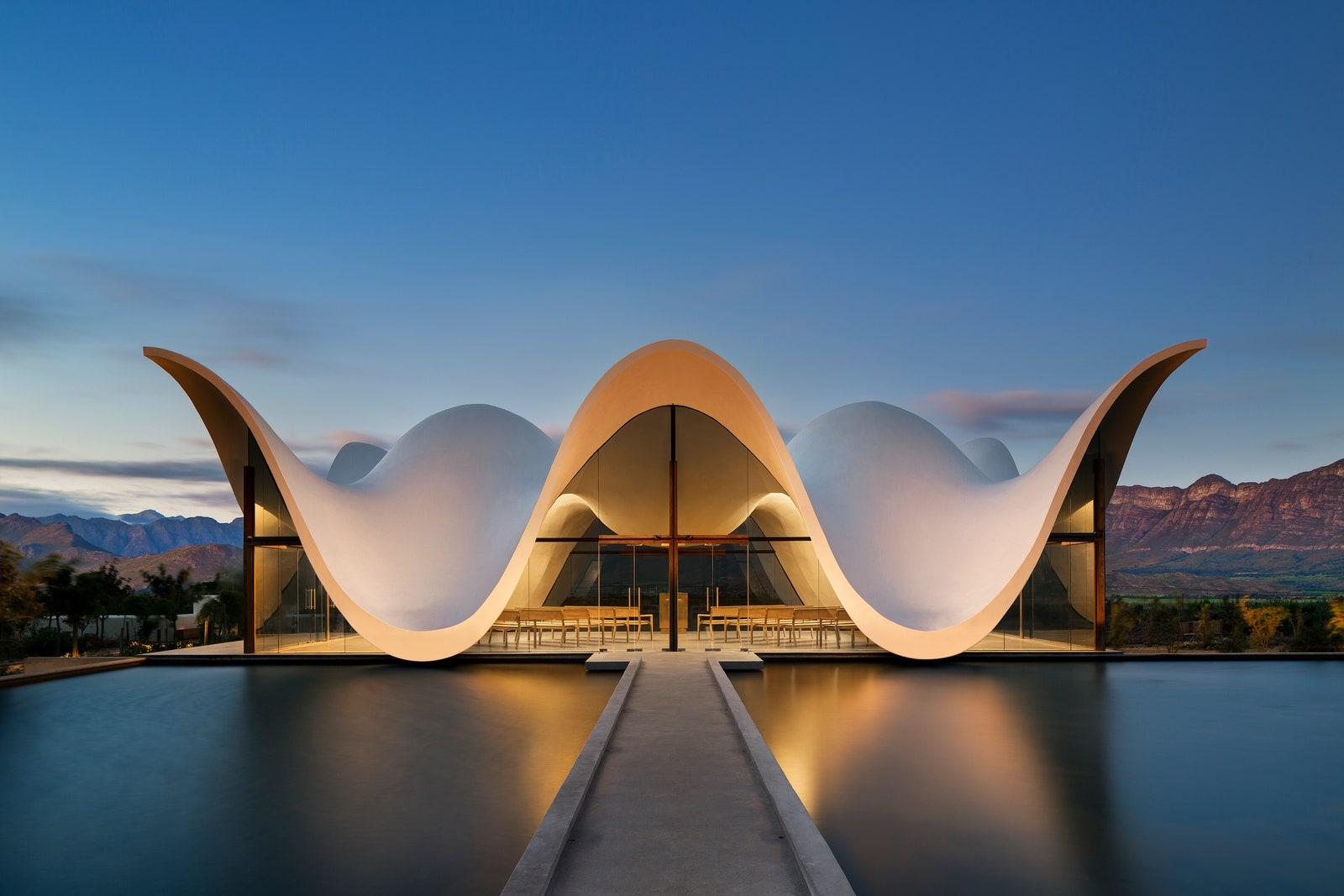 3 Bangunan Sederhana dengan Desain Memukau