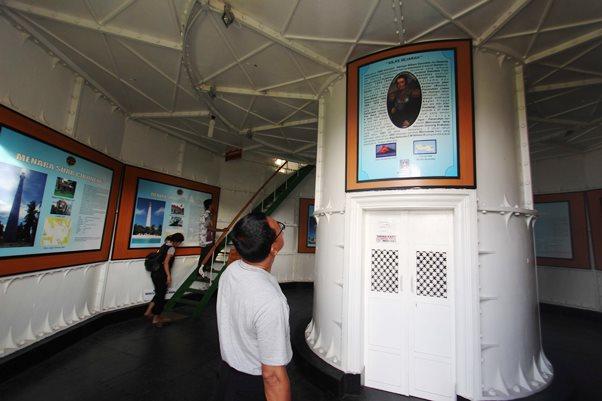 Situs sejarah dan jejak Daendels