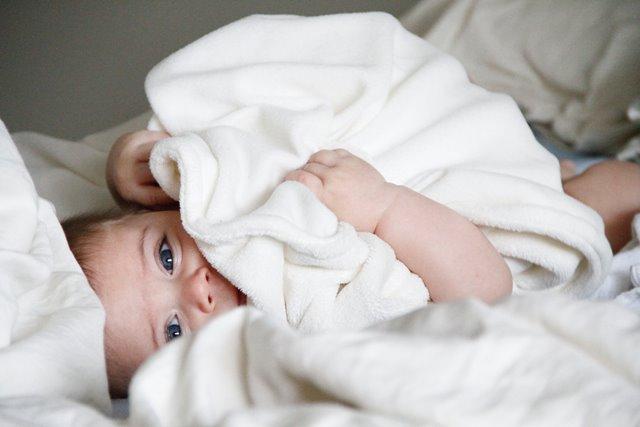 Susah Tidur, Salah Satu Tanda Infeksi Telinga pada Bayi