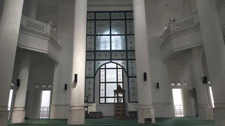 'Taj Mahal' di Utara Jakarta