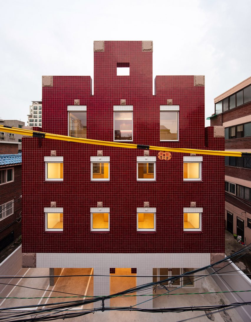 Desain Apartemen di Seoul Terinspirasi <i>Game</i> Minecraft