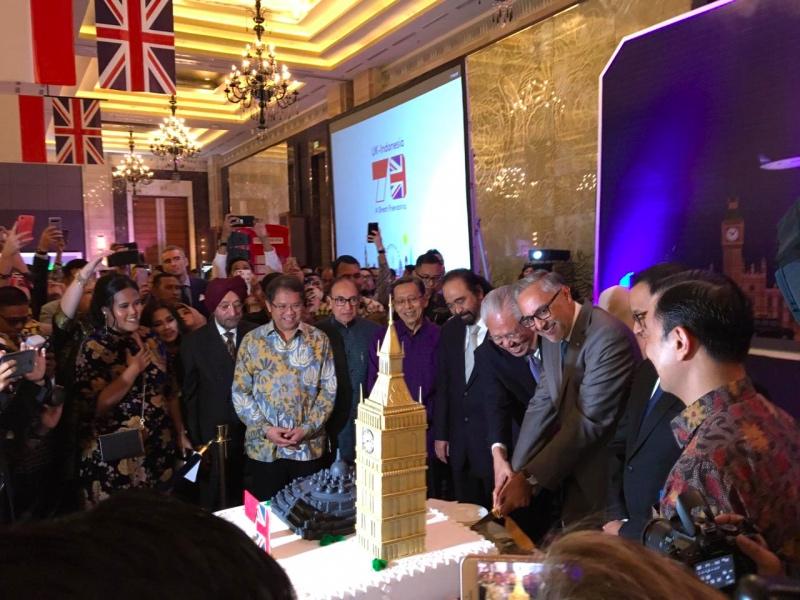 Pesan Perpisahan Dubes Inggris untuk Indonesia