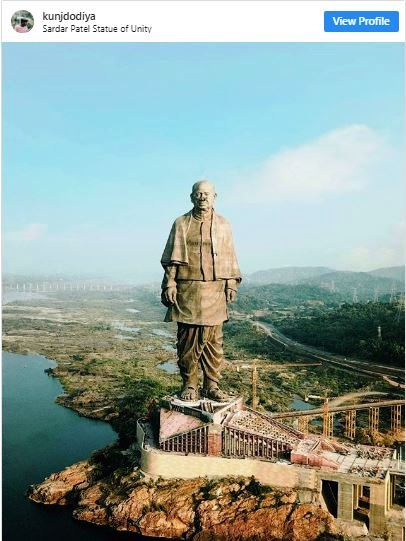 GWK 'Digusur' Patung India