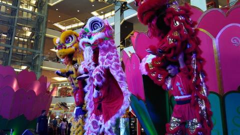 Sambut Imlek, Mal Taman Anggrek Hadirkan 'Bunga Keberuntungan'
