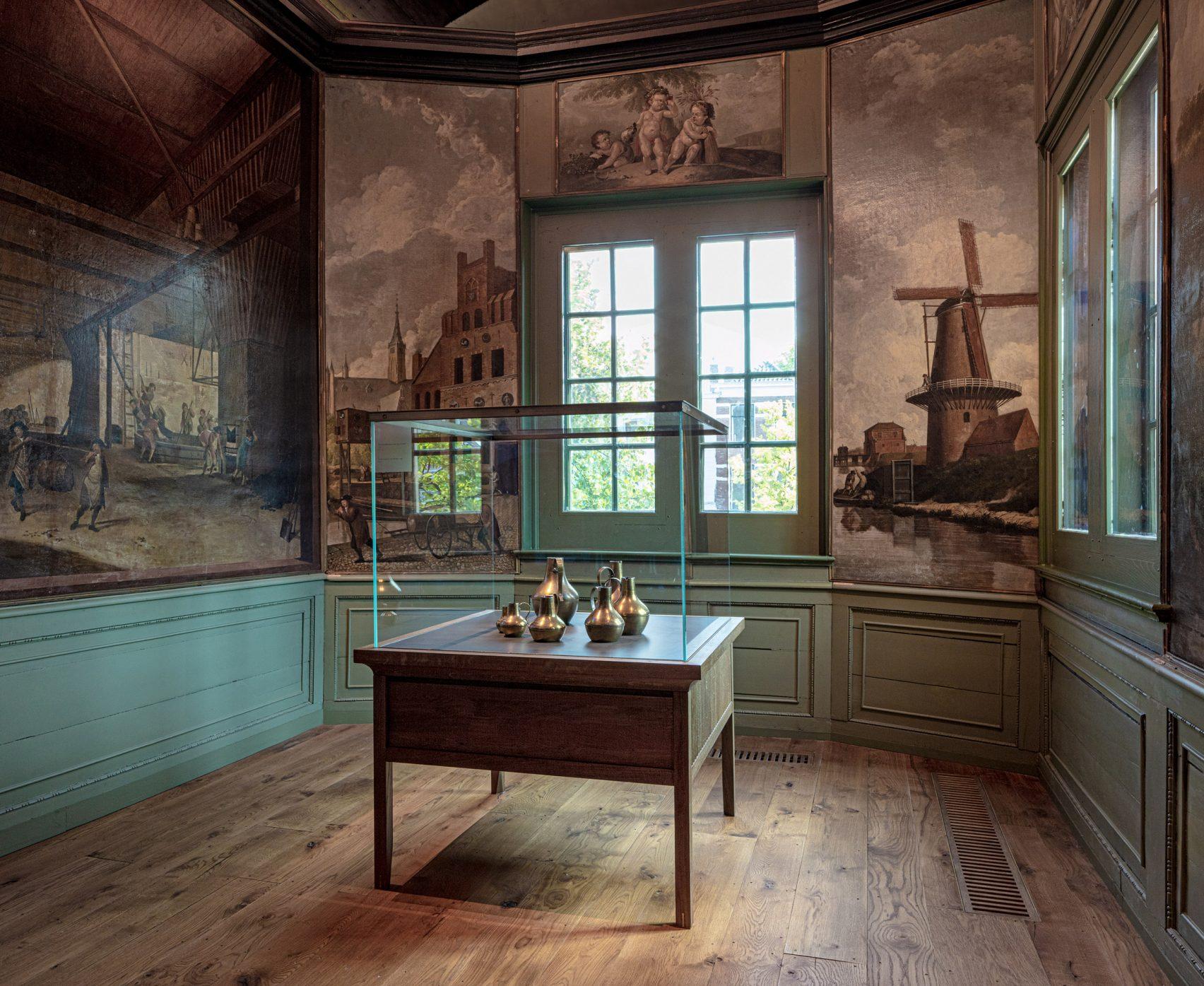 'Wajah Baru' Museum de Lakenhal yang Berusia 375 Tahun