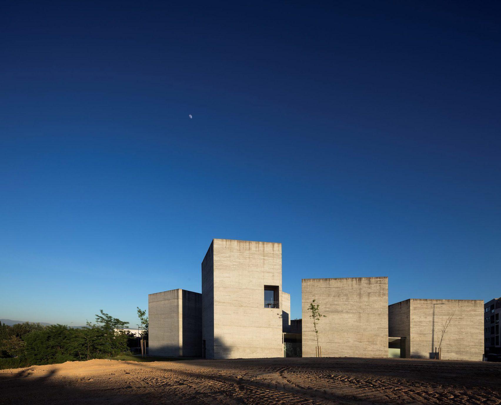 Museum Beton Sebagai 'Pengingat' Arsitektur Romanesque