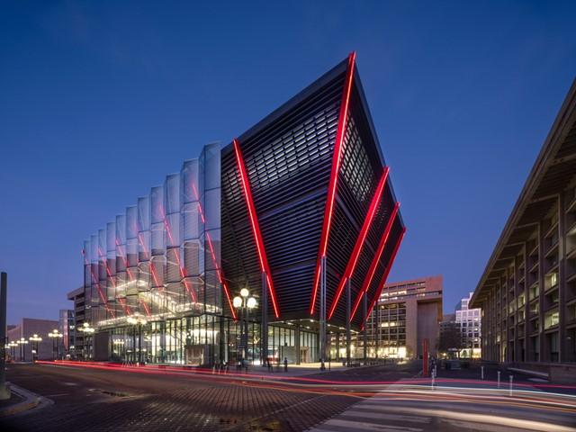 Desain Menarik Museum Mata-Mata di Washington