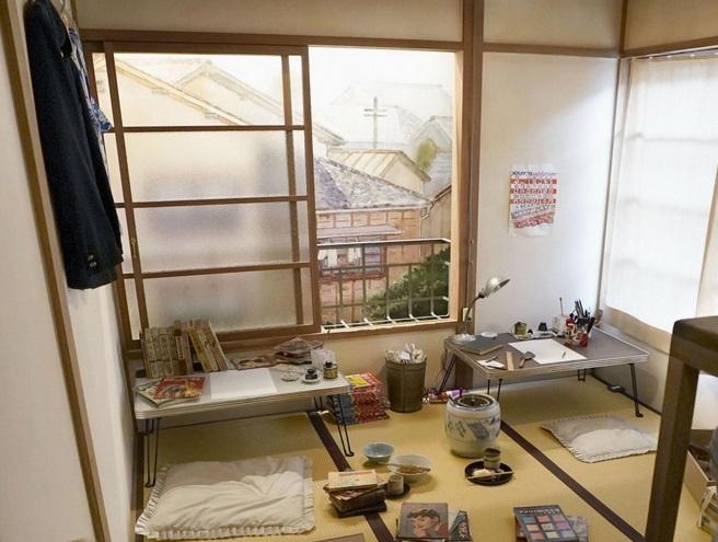 Intip Apartemen Penulis Astro Boy dan Doraemon