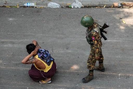 PBB: Hari Paling Berdarah di Myanmar saat 38 Orang Tewas dalam Protes