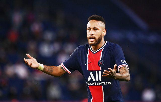 Neymar Terancam Hukuman Tujuh Laga
