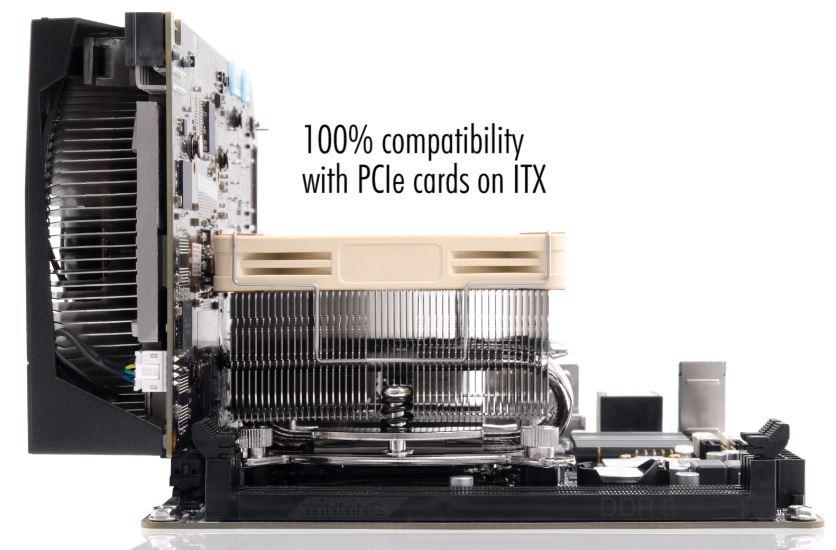 Noctua NH-L9x65, CPU Cooler Mini Terbaik dari Noctua