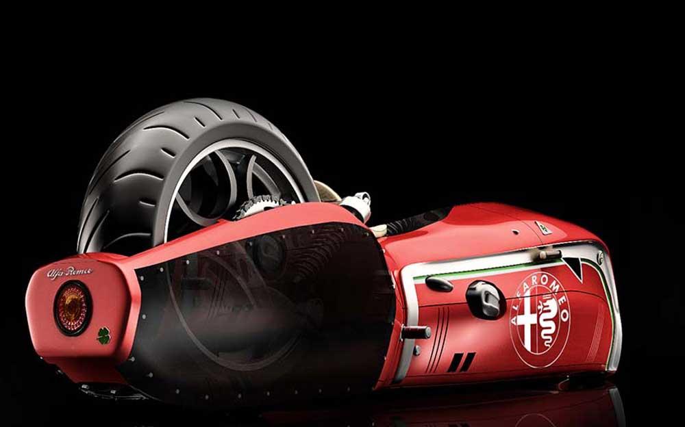 Alfa Romeo Spirito Concept, Layaknya Kembali ke Masa Lampau