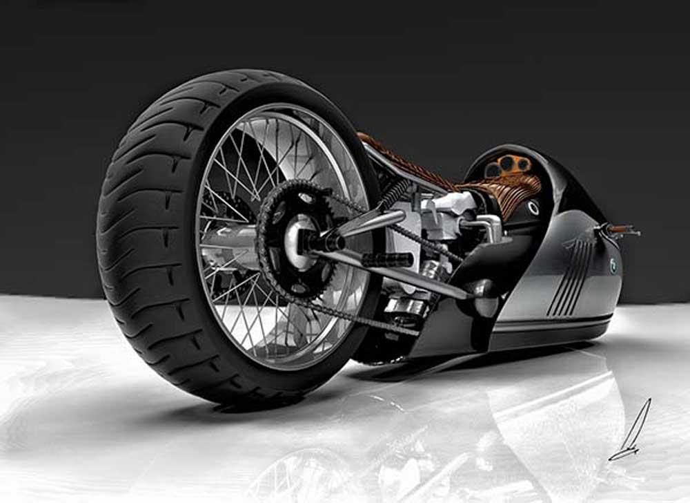BMW Alpha Concept, Rekayasa Desain Motor Masa Depan