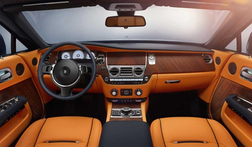 Dawn, Rolls-Royce Paling Seksi Resmi Diluncurkan