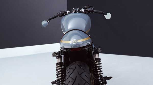 Triumph Bonneville T100 Selingkuh ke Cafe Racer