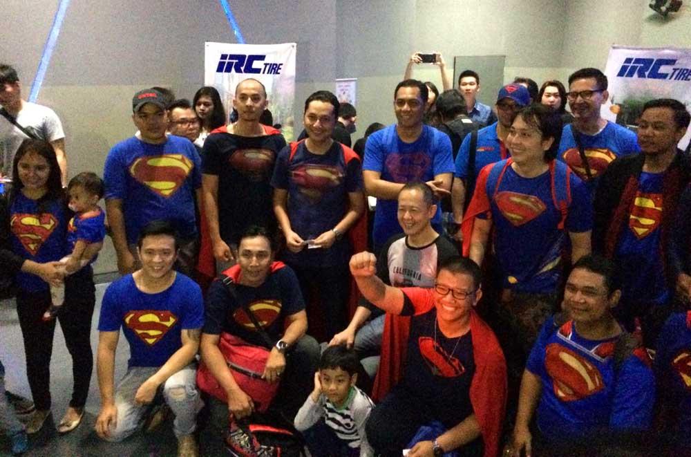 IRC ajak 'Superhero' Nobar