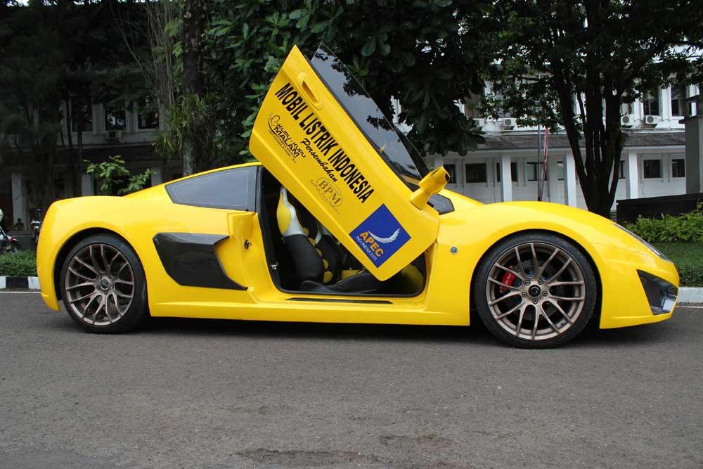 880+ Mobil Listrik Karya Anak Bangsa Gratis