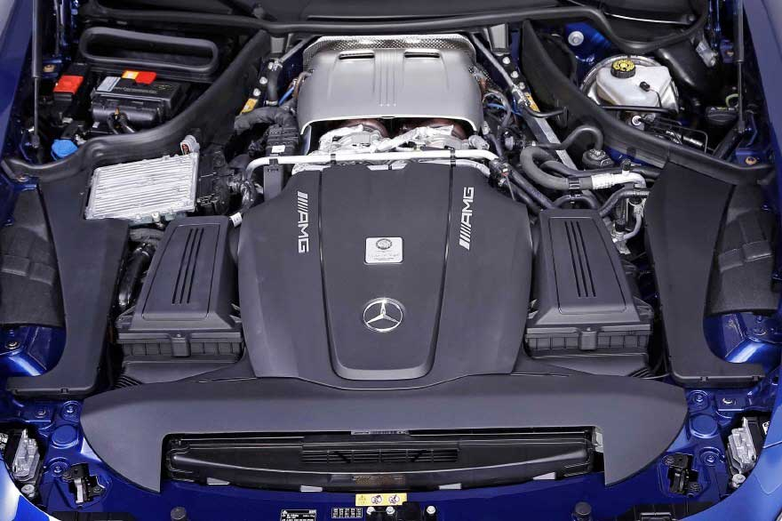 Piecha Design Sulap Tenaga Mercedes-AMG GT-S jadi 603 DK