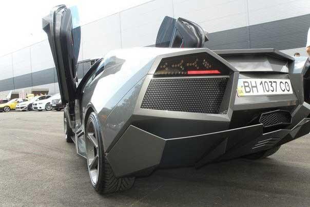 Menyulap Mitsubishi Eclipse Menjadi Lamborghini