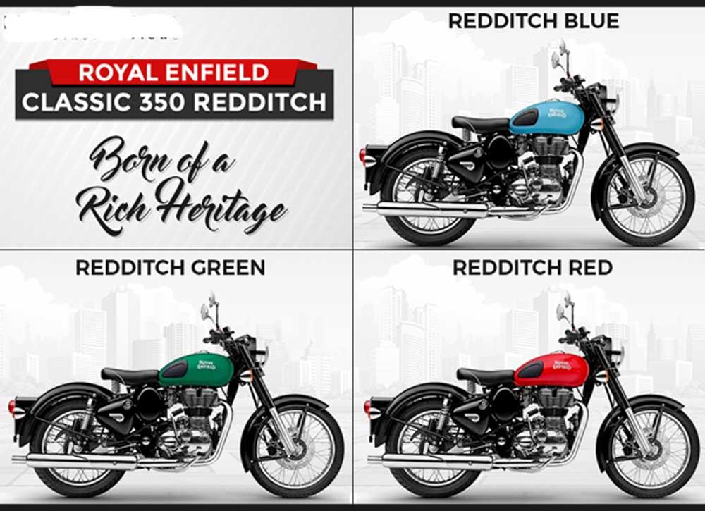 Royal Enfield Siap Rilis Seri Redditch untuk Indonesia