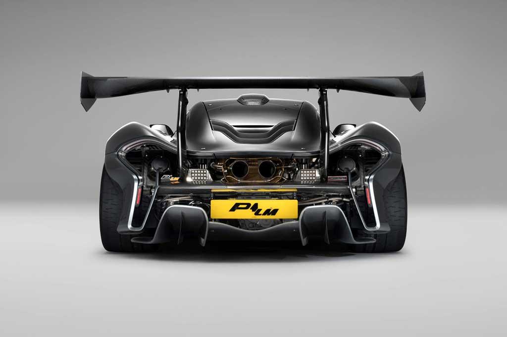 McLaren P1 LM ini Hanya Lima Unit dan Mampu Pecahkan Rekor