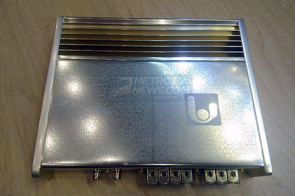 Quartorigo Amplifier, Buat yang Cari Kualitas Audio Mobil