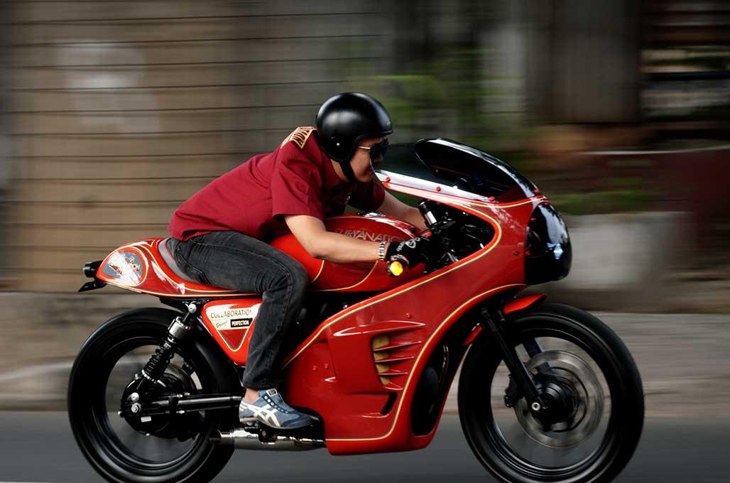 Moto Guzzi V7 II Stone Tinggalkan Genre Street Bike