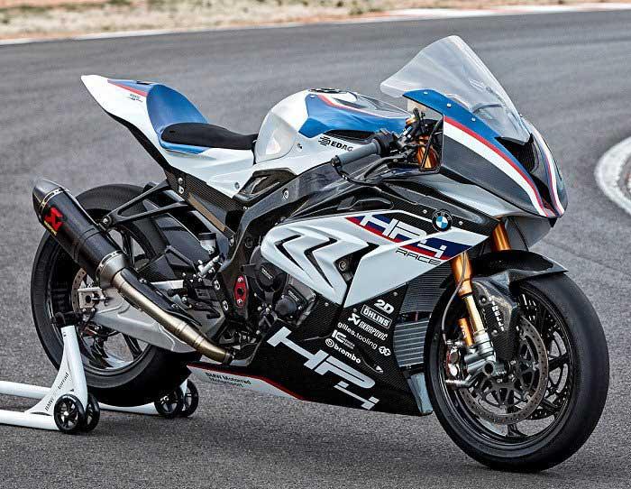 BMW Motorrad Siapkan Empat Motor Baru
