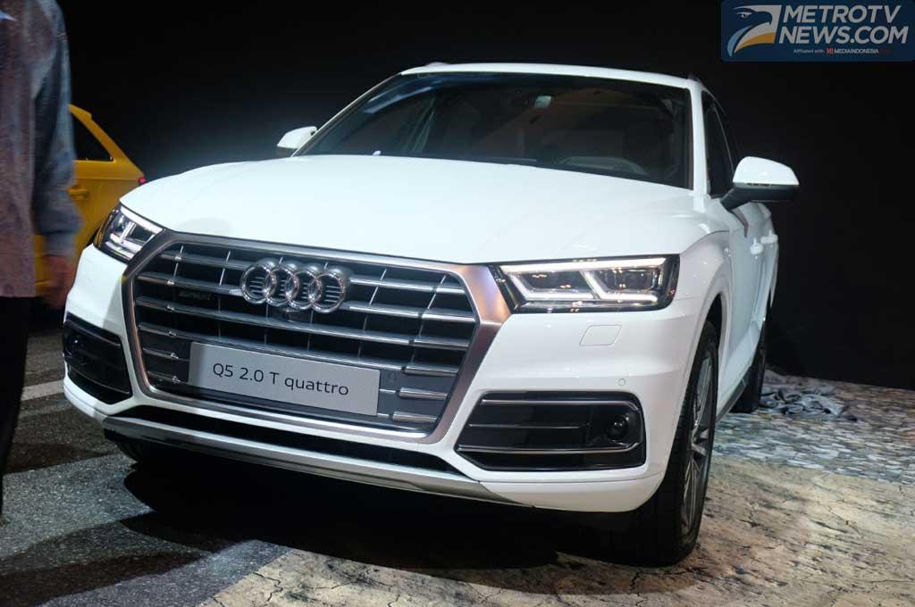 Audi Resmi Pasarkan All New Q5 dan A3 Sportback