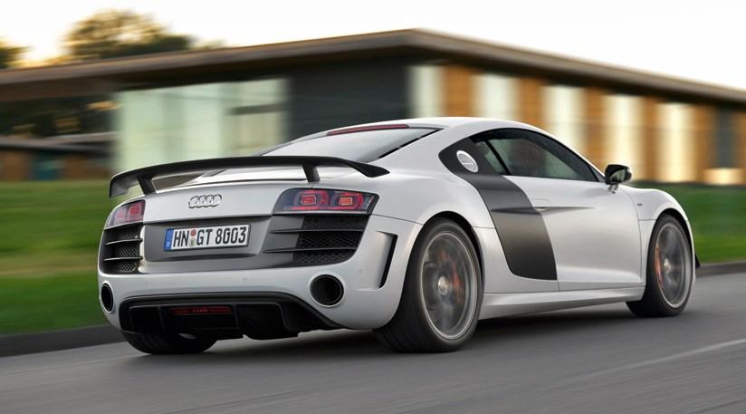 Audi Sport R8 GT Bakal Berpenggerak RWD