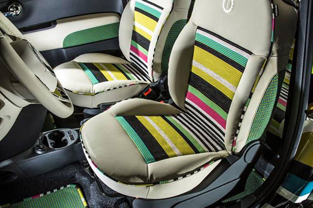 Fiat 500 ala Permen Lolipop
