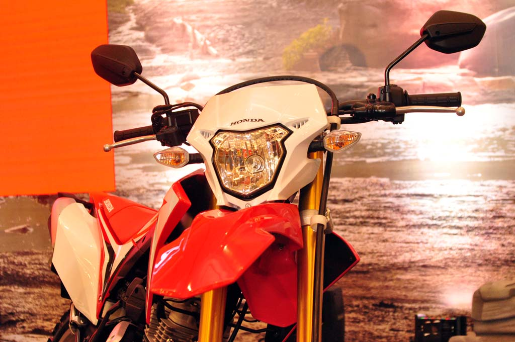 Adu Spek Trail 150cc CRF150L VS KLX 150BF