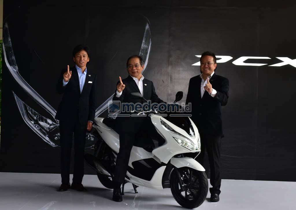 Fitur Andalan Dan Spefisikasi Honda All New PCX 150