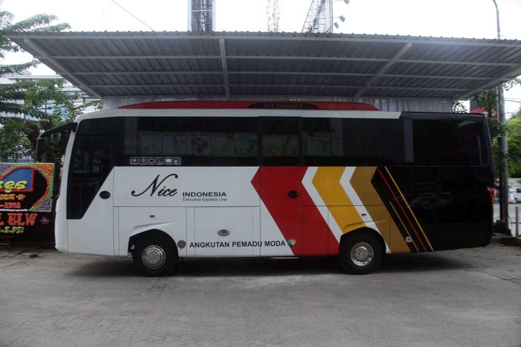 Penuhi Regulasi, Tata LP713 jadi <i>Shuttle Bus</i> di Kualanamu