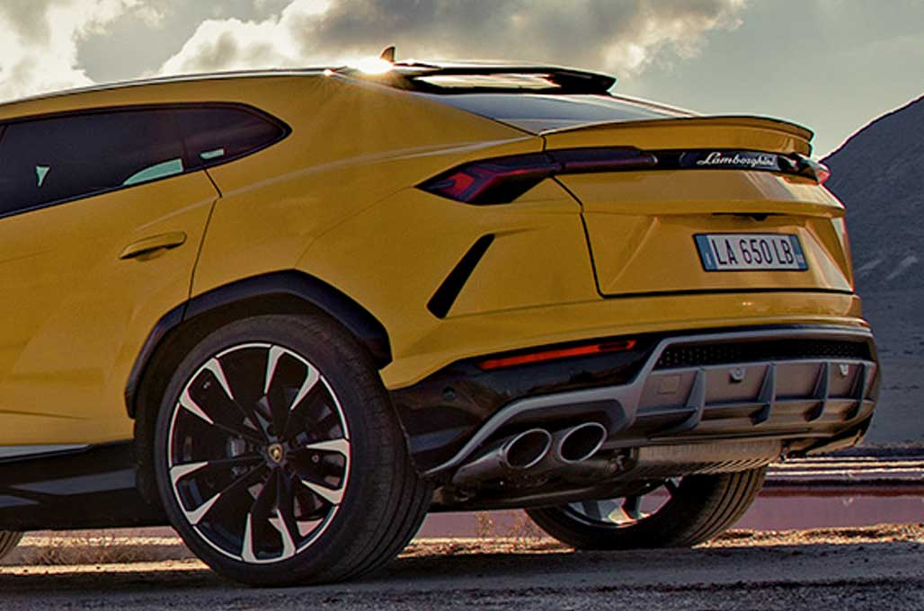 Harga Lamborghini Urus Bisa Sentuh Rp14 Miliar