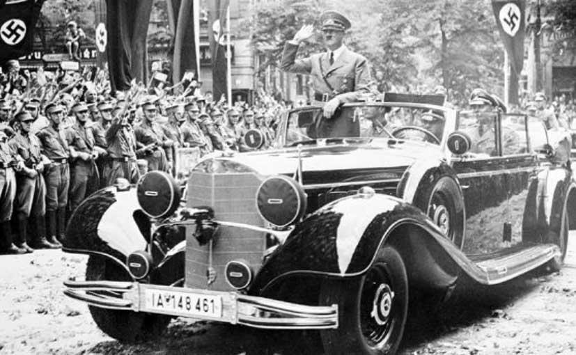 Mercedes-Benz 770, Peninggalan Eksotis Adolf Hitler